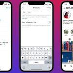Instagram social media pronouns account details profile gender