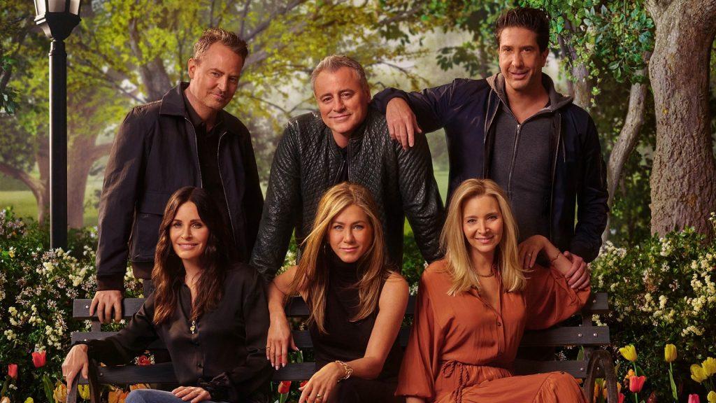 Friends The Reunion South Africa DStv sitcom Showmax