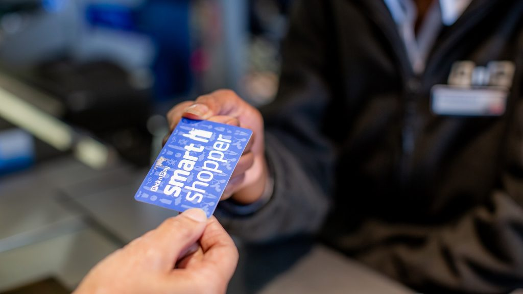 Pick n Pay PnP Smart Shopper loyalty card bottles