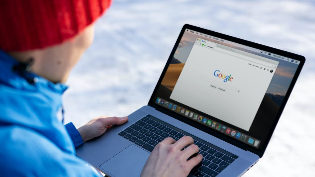 Google search results users disclaimer topic news