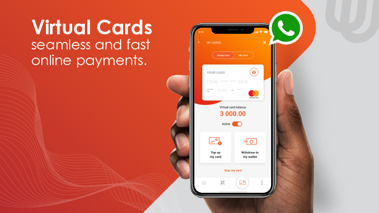 virtual card telkom pay app