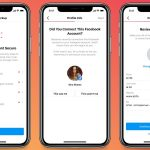 Instagram Security Checkup two factor authentication login information