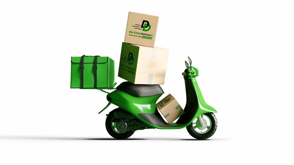 dischem delivery deliverd
