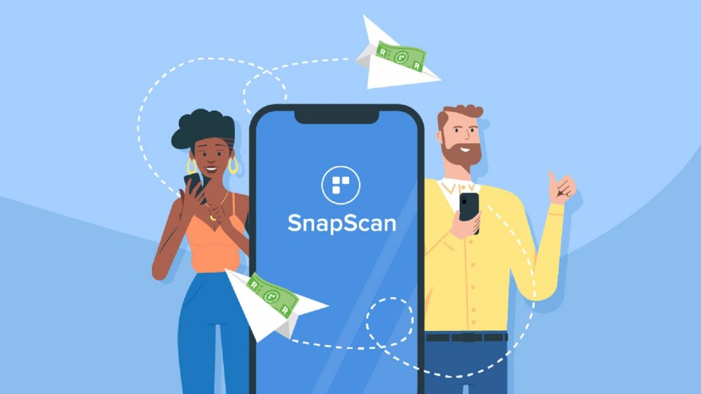 SnapScan Wallet app funds transfer users money online banking