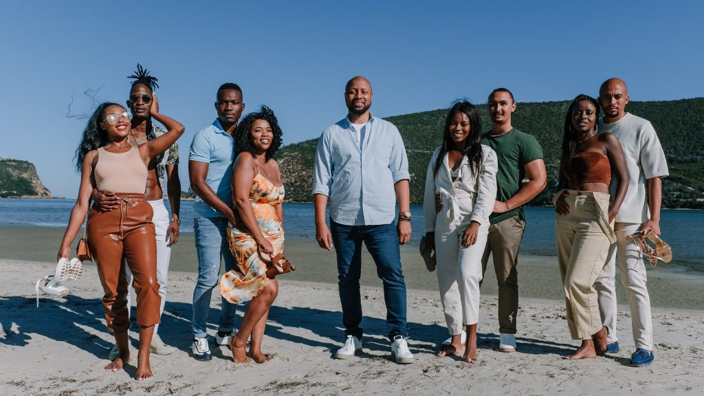 Temptation Island South Africa reality series shows romance couples Showmax Phat Joe
