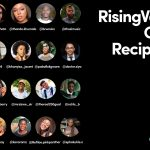 tiktok rising voices grant recipients south africa