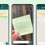 WhatsApp View Once social media instant messaging app photos videos send