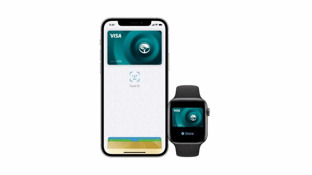 FNB Apple Pay Banking South Africa iOS mobile virtual card