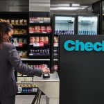 checkers rush automated cashless store