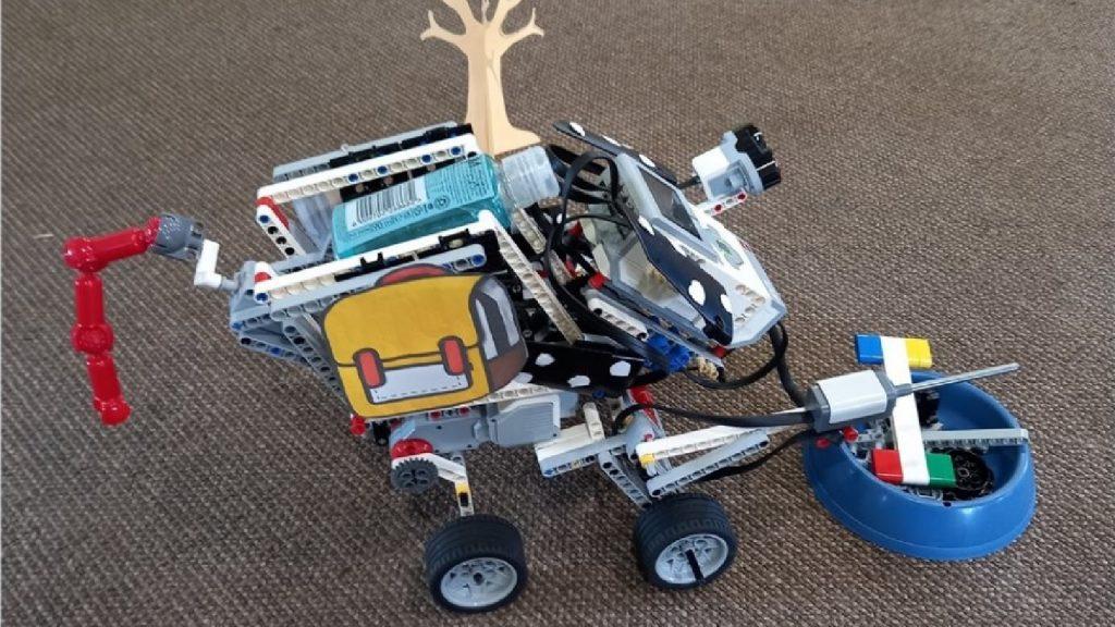 Reddford House robotics Inspired Builds 2021
