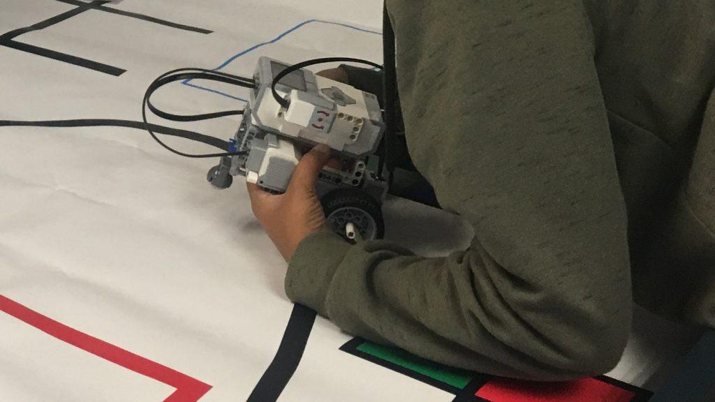 curro robotics coding boot camp