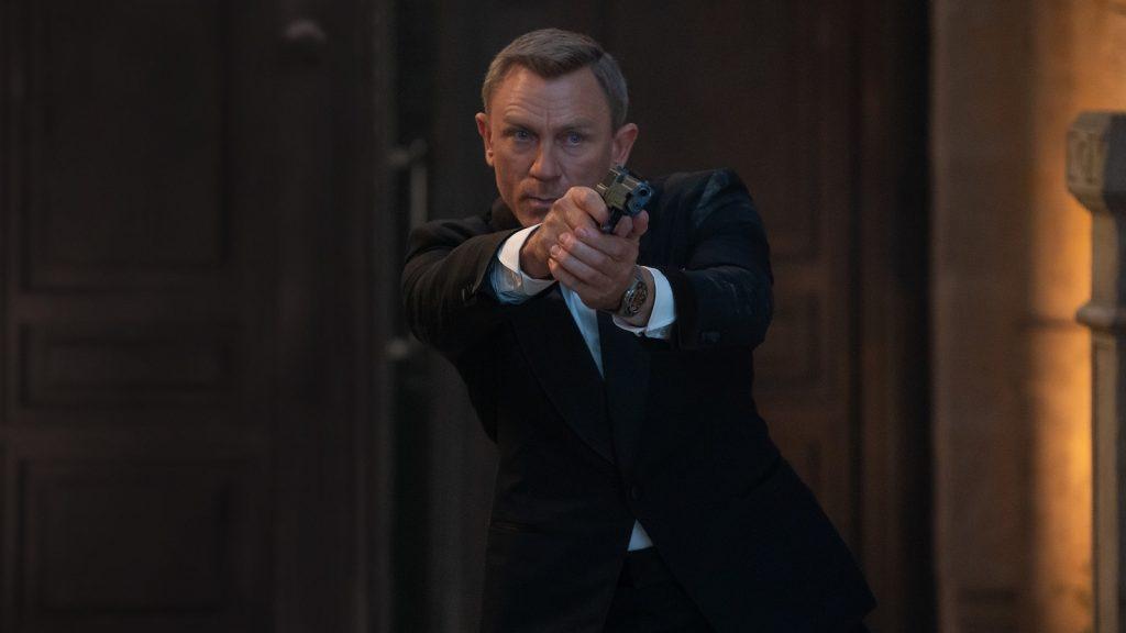 No Time to Die Daniel Craig Bond 007 movie review