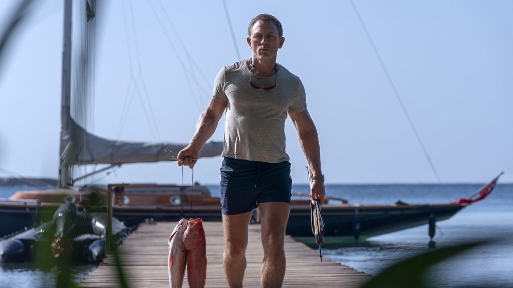 No Time to Die movie review James Bond 007 Daniel Craig