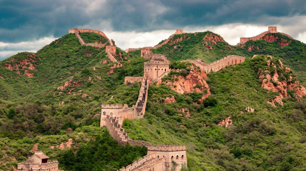 Google Great Wall of China virtual tour Arts & Culture