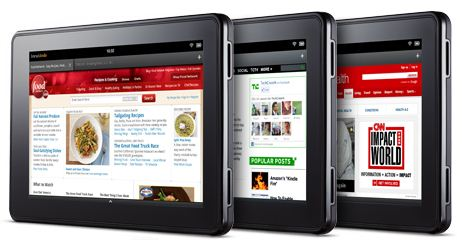 Amazon Kindle Fire2
