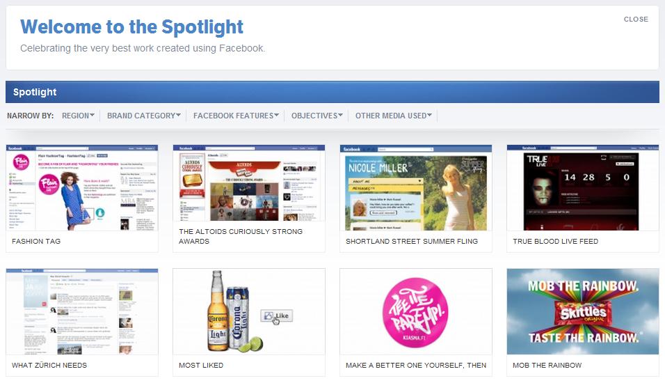 Facebook Studio Spotlight