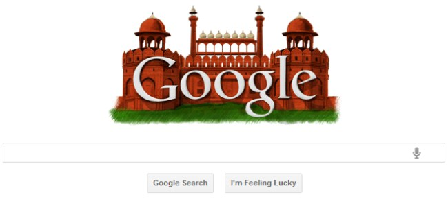 Google India Independence Day Doodle (650 x 290)