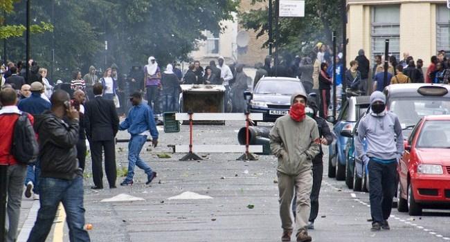 London-Riot