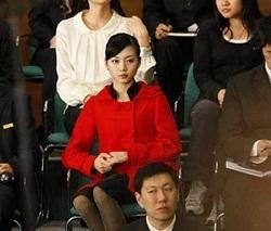 Wang-Zifei-Obama-Girl-in-red-coat-photo