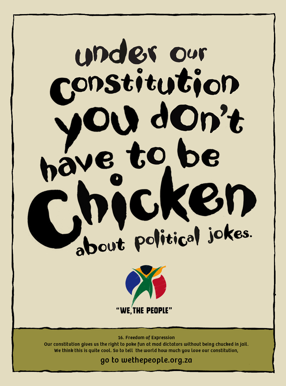 We The People Chicken