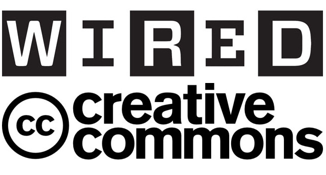 Wired Goes Creative Commons