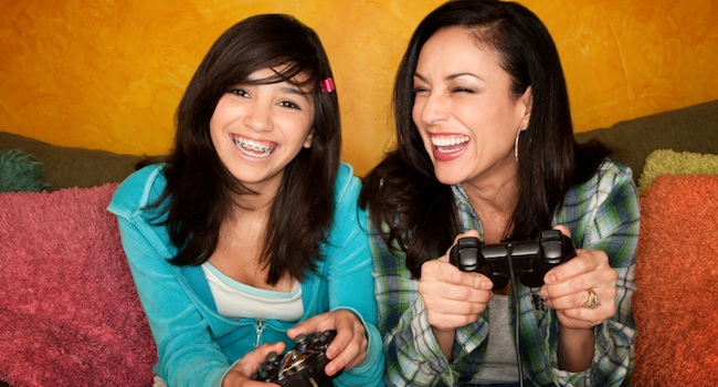 gaming girls