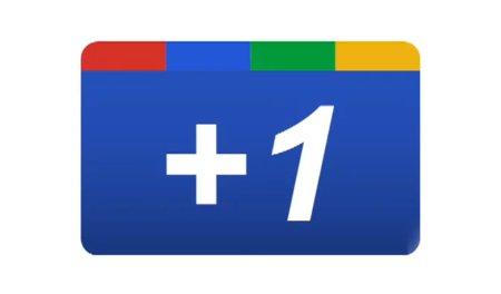 google+1