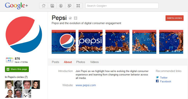 google pages1