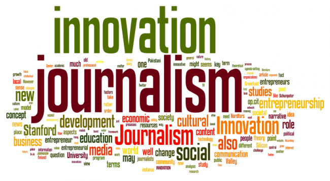 innovation journalism