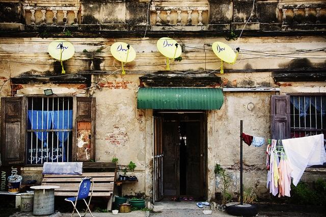 internet cafe in Thailand