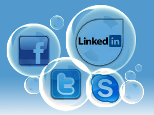 social media bubble